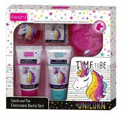 Fesh Splash And Fun Unicorn Bath Set