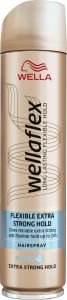 Wella Wellaflex Extra Strong Hold Hairspray (250mL)
