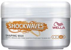 Wella Shockwaves Styling Wax (75mL)