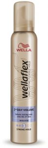 Wella Wellaflex 2 Days Volume Extra Strong Hold Mousse (200mL)