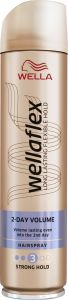 Wella Wellaflex Volume Boost Strong Hold Hairspray Strong Hold(250mL)