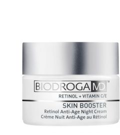 Biodroga MD Skin Booster Anti-age Retinol 0.3 Night Creme (50mL)