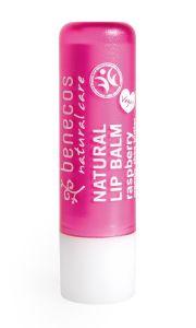 Benecos Natural Lip Balm (4,8g) Raspberry