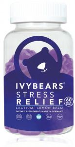 Ivybears Stress Relief (60pcs)