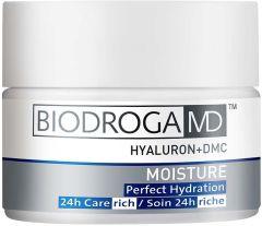 Biodroga MD Moisture Perfect Hydration 24h Care Extra Rich (50mL)