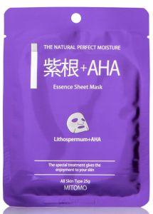 Mitomo Essence Mask with Aha and Lithospermum (25g)