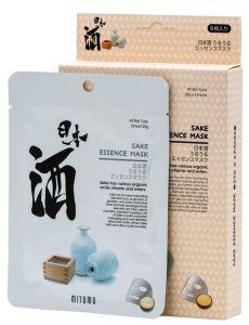 Mitomo Sake Essence Mask Box (4pcs)
