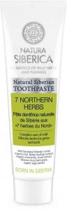 Natura Siberica Natural Siberian Toothpaste «7 Northern Herbs» (100g)