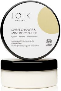 Joik Organic Sweet Orange & Mint Body Butter (150mL)
