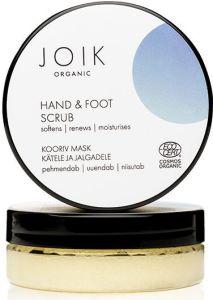 Joik Organic Hand & Foot Scrub (75g)
