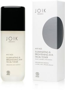 Joik Organic Illuminating & Brightening Aha Facial Toner (100mL)