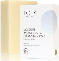 Joik Organic Moisture Balance Facial Soap for Normal/ Dry Skin (100g)