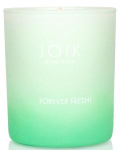 Joik Home & Spa Rapsivahast Lõhnaküünal Forever Fresh (150g)
