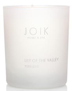 Joik Home & Spa Rapsivahast Lõhnaküünal Piibeleht (150g)