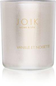 Joik Home & Spa Vegetable Wax Candle Vanille Et Noisette (150g)