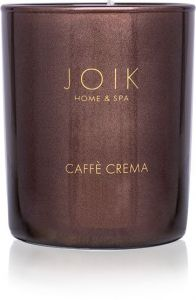 Joik Home & Spa Vegetable Wax Candle Caffe Crema (150g)