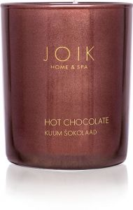 Joik Home & Spa Vegetable Wax Candle Hot Chocolade (150g)