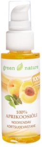Green Nature Apricot Kernel Oil (50mL)