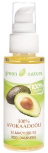 Green Nature Avocado Oil (50mL)