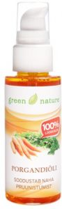 Green Nature Carrot Oil (50mL)