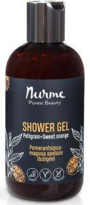 Nurme Shower Gel Petitgrain + Sweet Orange (250mL)