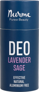 Nurme Natural Deodorant Lavender + Sage (80g)