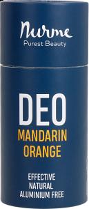 Nurme Natural Deodorant Mandarin + Orange (80g)