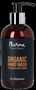 Nurme Organic Hand Wash Petitgrain + Sweet Orange (250mL)