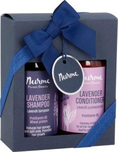 Nurme Hair Care Set Lavender