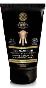 Natura Siberica Men The Mammoth Shaving Clay & Mask 2in1 (150mL)