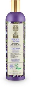 Natura Siberica Super Kedr, Rose & Proteins Conditioner For Weak Hair (400mL)