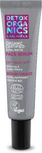 Natura Siberica Detox Organics Kamchatka Organic Certified Total Matte Face Serum (30mL)