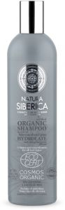 Natura Siberica Certified Organic Shampoo Volume and Nourishment for All Hair Types (400mL)