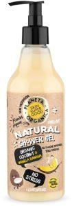 "Skin Super Good Natural Shower Gel ""No Stress"" (500mL)"