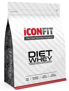ICONFIT Diet Whey (1000g) Strawberry