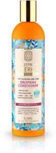 Natura Siberica Oblepikha Hair Conditioner For Normal And Oily Hair (400mL)