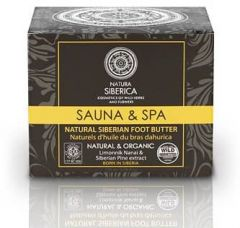 Natura Siberica Sauna&spa Natural Siberian Foot Buttericea (120mL)