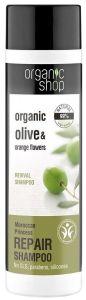 Organic Shop Natural Revival Eco-shampoo Moroccan Princess Bdih (280mL)
