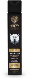 Natura Siberica Men Super Refreshing Shower Gel White Bear (250mL)