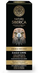 Natura Siberica Men Eye Contour Lifting Cream Eagle Look (30mL)