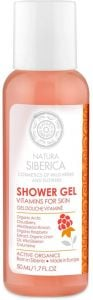 Natura Siberica Shower Gel Vitamins For Skin (50mL)