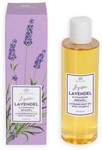 Magrada Organic Cosmetics Lavender Body Oil with Vitamin E (200mL)