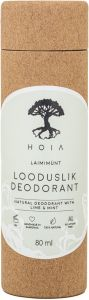 Hoia Homespa Natural Deodorant with Lime & Mint (80mL)