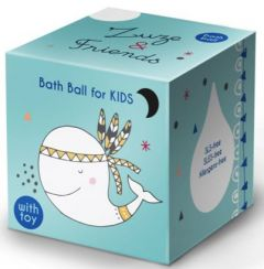 Zuze & Friends Bath Ball Wale (60g)