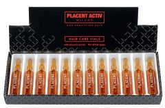 Placent Activ Milano Hair Care Vials (12*6mL)