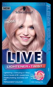 Schwarzkopf Live Light + Twist