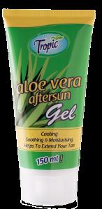 Sun Tropic Aloe Vera Aftersun Gel (150mL)