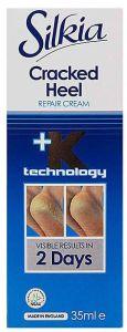 Silkia Pedicare Cracked Heel Repair Cream (35mL)