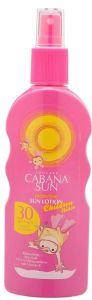 Cabana Sun Lotion Spray SPF30 Kids (100mL)