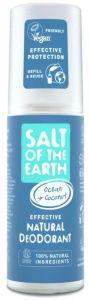 Salt of the Earth Ocean And Coconut Deodorant Spray (100mL)